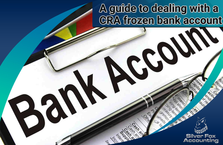 A Guide to Dealing with a CRA Frozen Bank Account
